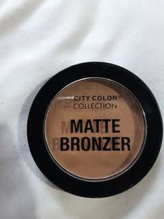 Citty color matte bronzer