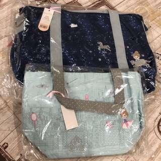 🆕Cinderella Sling Bag/ Mummy Diaper Bag and Hand Carry Bag