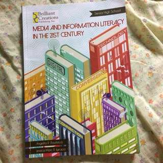 Media and Information Literacy in the 21st Century (SHS BOOK)