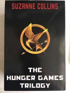 🚚 Hunger Games Trilogy