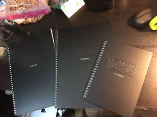 Note books (new)