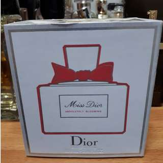 Miss Dior Absolutely Blooming 100ml (SEALED)