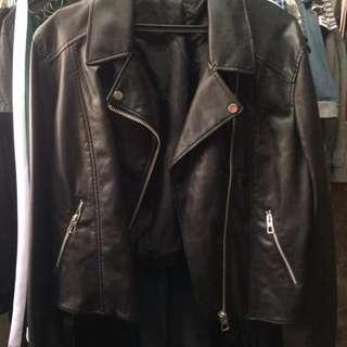 Biker jacket divided by h&m