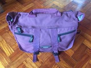 Tenba Photo/Laptop Messenger Bag Plum