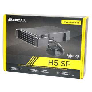 [CLEARANCE PRICE] Corsair Hydro H5 SF Low-Profile Liquid CPU Cooler