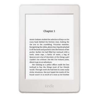 全新未開封 亞馬遜Kindle Paperwhite HD 電子書閱讀器 (白色) | Sealed brandnew Amazon Kindle Paperwhite 3 e-Reader (White)