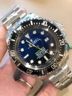 全新Rolex 126660 DBlue new 2018年新款