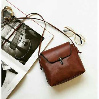 #2043 Korean sling bag