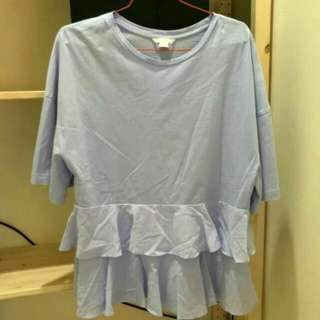 Baby blouse top