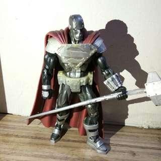 LOOSE DC Super Heroes Mattel Steel