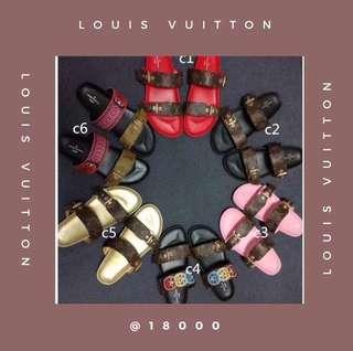 Louis Vuitton Slides