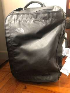 North face luggage行李箱 喼