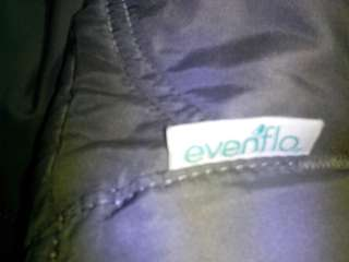 Free shipping!! Preloved EVENFLO baby carrier from US