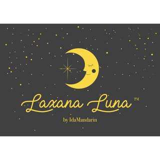 Laxana Luna by @idamandarin 😘