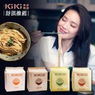 [台灣直送] 舒淇推薦-KiKi食品雜貨-KiKi拌麵