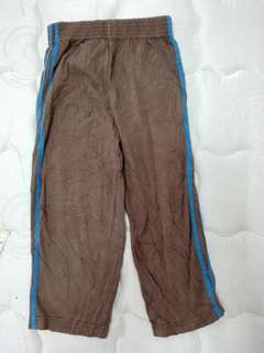Boy's trousers