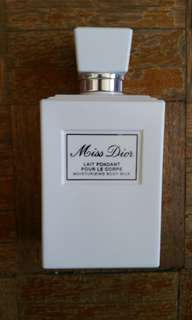 Miss Dior Body Moisturising Milk