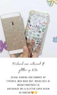 Glitter Case & anticrack ORI