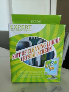 Screen Cleaning Suit