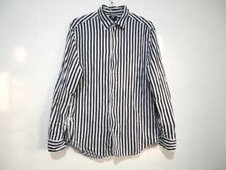 H&M long stripe