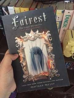 Fairest by Marissa Meyer