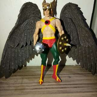 Loose Alex ross Hawkman DC direct