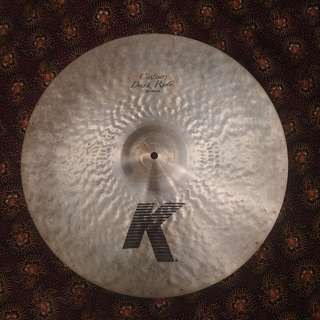 Zildjian K Custom Dark Ride 20""