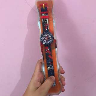 Swatch original for kids jam tangan anak