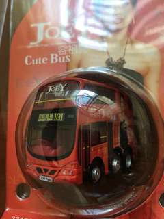 KMB Cute Bus Joey Young 容祖兒limited 3800only
