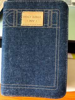 """jeans"" material bible"
