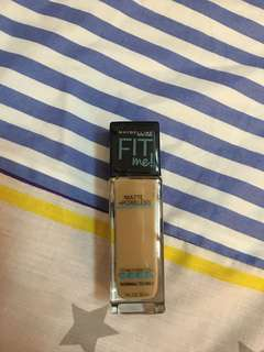 Maybelline Fit Me Foundation in 238