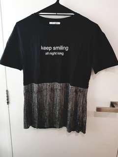 Zara Trafaluc Tshirt