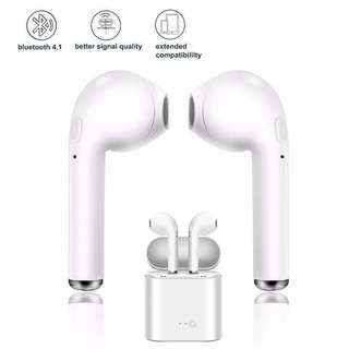 P/O HBQ TWS i7s Wireless Stereo Airpods