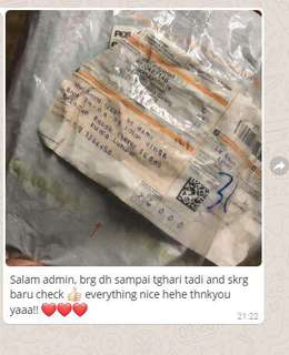 Thank you so much dear customer ♥️