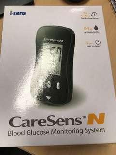 I-sens Caresens N Blood Glucose monitoring system