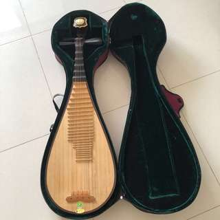 DunHuang Pipa 琵琶
