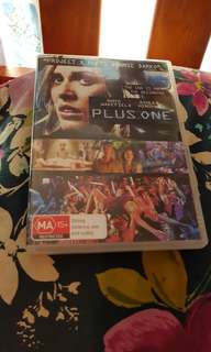 Plus One DVD