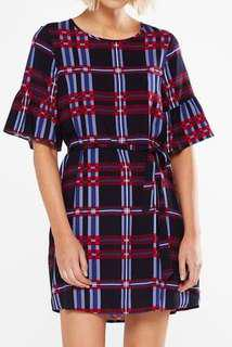 Cotton On Frill Sleeves Dress