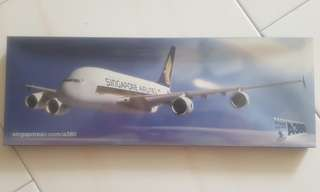 SIA A380 FRIDGE MAGNET