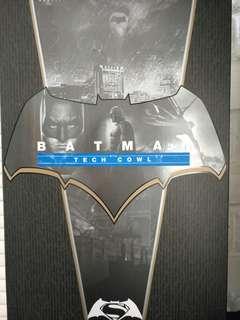 Hottoys bvs batman vs superman batman 無科技頭盔
