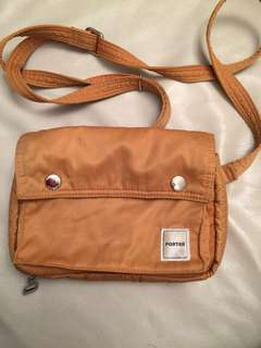 Porter Cross Body Bag