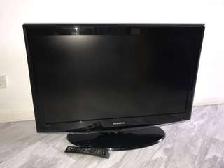 "Samsung 37"" plasma TV for sale"