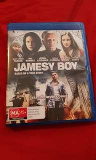 Jamesy Boy Blu-ray
