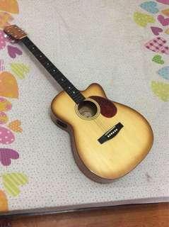 Alegre Guitar (2014)