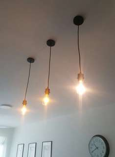 LED Designer Bulb Ceiling Lighting