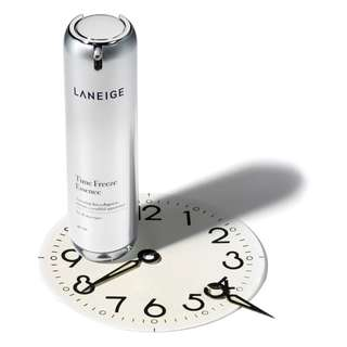 (New 全新貨裝!!!)  Laneige Time Freeze Essence (去紋必備)