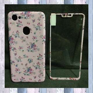 Floral Cases (2 in 1)