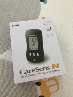 Caresens glucose Blood monitoring system