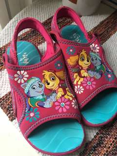 Paw Patrol Toddler Sandals for girl