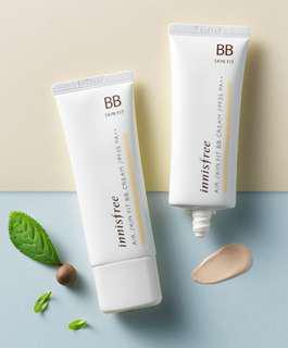 🚚 Innisfree Air Skin Fit BB Cream  #01